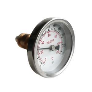 1449 PASCO 1/2inch MIP SNAP-WELL THERMOMETER