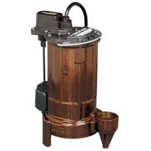 287 LIBERTY SUMP / EFFLUENT PUMP 1/2HP 115VOLT WIL