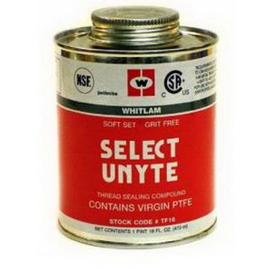 08004 TF8 WHITLAM SELECT UNYTE 8OZ SOFT-SET WHITE