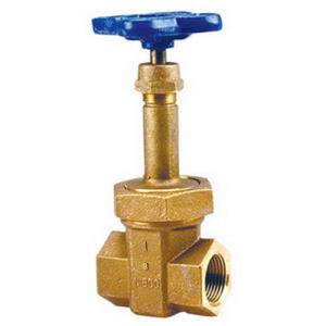 1/2 IPS RS GATE VALVE 300# BRONZE NIBCO T174A