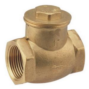 1-1/2inch NIBCO TI3 THREADED SWING CHECK VALVE 200