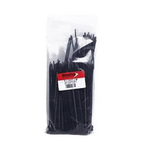 7-711-B DIVERSITECH BLACK NYLON CABLE TIES 7inch A