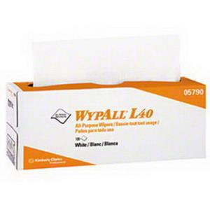 "L40 WYPALL TOWEL WIPES C5790-CS 16.4"" X 9.8"" EASIL"