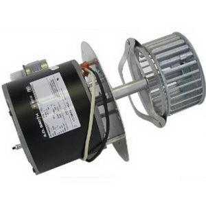 950-0625 TJERNLUND MOTOR AND WHEEL FOR SS-1 SS-1C